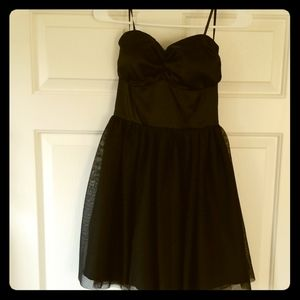 Delia's Sweetheart Strapless Dress